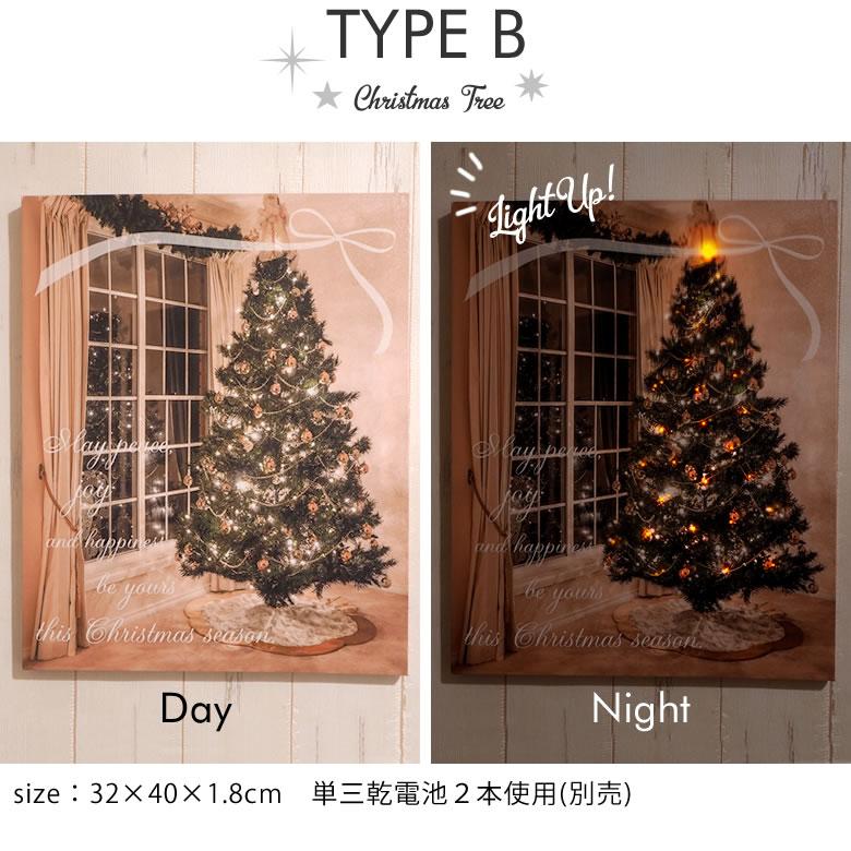TYPE B/Christmas Tree