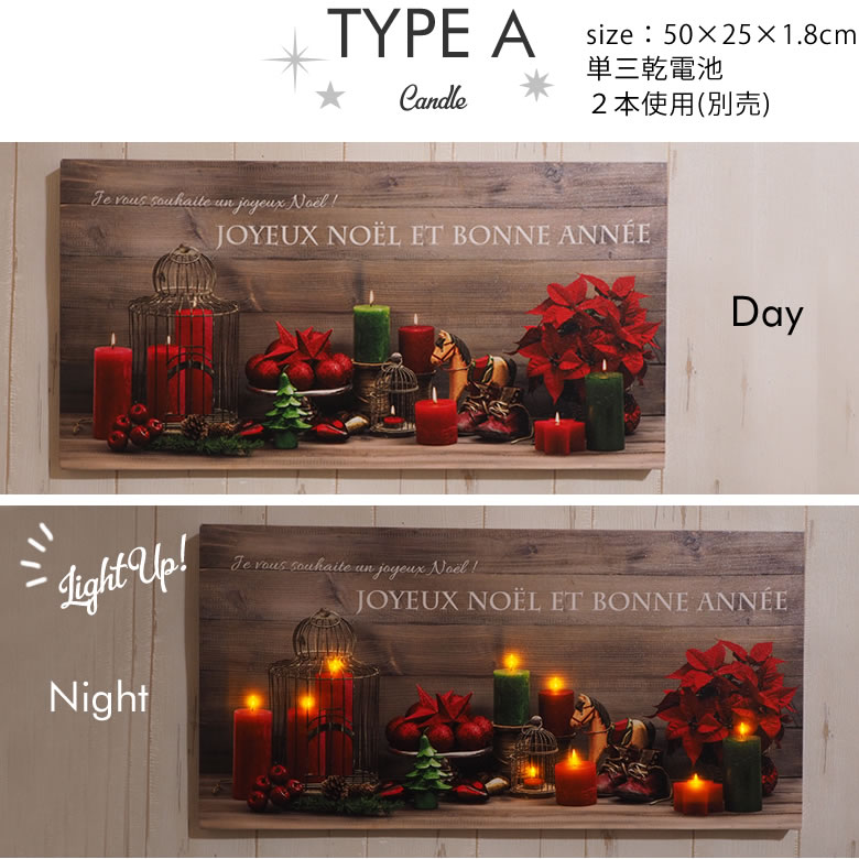 TYPE A/Candle