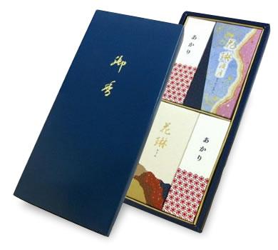 薫寿堂 花琳 渡月 二種香